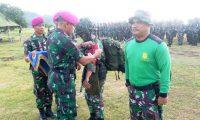 1000 Prajurit Brigif-3 Marinir Laksanakan Latihan TW III