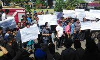 Lagi, Demo Rekanan Berakhir Buntu