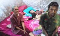4 Keluarga Menderita Sakit, Poniyah Berharap Keajaiban