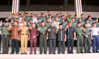 DPRD Lampung Terima Kunker Sesko TNI pada KKDN Pasis Dikreg XIIV (ADV)