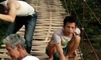 Warga Keluhkan Jembatan yang Belum Setahun Dibangun