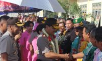 Kapolda Lampung Kunjungi Polres Mesuji, Bupati dan Wabup Turut Sambut
