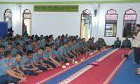 Brigif-3 Marinir Gelar Acara Peringatan Maulid Nabi Muhammad SAW 1439 H