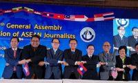 Kepemimpinan CAJ Resmi Diserahterimakan Dari Vietnam ke Thailand