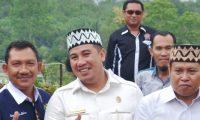 PWI Lampung Apresiasi Pembangunan di Pesawaran