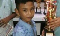 Atlit Catur Junior Alfanza Eka Wijaya Akan Berlaga Dikompesisi Catur International