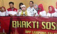 Lampung Sai Beri Bantuan Panti Asuhan Toriqul Jannah
