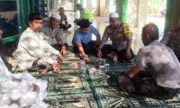 Lewat Gerakan Polisi Cinta Masjid, Polres Mesuji Antisipasi Penyerangan Tokoh Agama