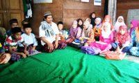 TPA Dijadikan Kantor Pemerintah Pekon, Puluhan Santri Harus Kehilangan Tempat Menimba Ilmu Agama