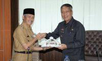 Pjs. Gubernur Didik Kunjungi Desa Agrowisata Sumberejo Tanggamus