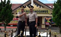 AKBP I Made Resma Jemy Karang Resmi Jabat Kapolres Tanggamus