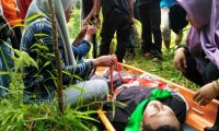 PKD Mapala Bersama Basarnas Lampung Gelar Latihan Gabungan Search and Rescue