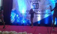 Fauzi Malanda Minta Horison Hotel Tidak Pertontonkan Waria di Lampung