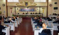 HUT Tanggamus, DPRD Tanggamus Gelar Rapat Paripurna Istimewa (ADV)