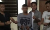 Terduga Pengguna Sabu Ditangkap Polisi