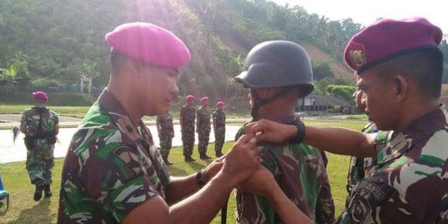10 Prajurit Tamtama Remaja Perkuat Batalyon Infanteri-7 Marinir
