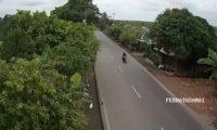 Polres Mesuji Pasang CCTV di Jalan Lintas Timur Sumatera