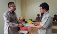 Komunitas Pedagang Pasar Simpang Pematang Mesuji Datangi DPRD Mesuji