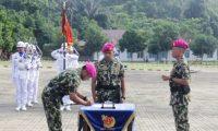 Umar Farouq Dikukuhkan Sebagai Komandan Brigade Infanteri-3 Marinir