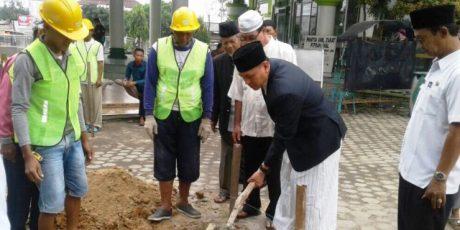 Pemkab Lamteng Gelontorkan Rp. 5,2 Milyar untuk Masjid Istiqlal Bandar Jaya