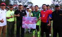 Pasca Final, Turnamen Bola Kaki Bupati Cup U 20 Lambar Resmi Ditutup