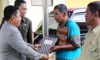 Dinas Perhubungan Bagikan 5 Unit Kendaraan Angkutan Desa