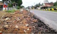 Pembangunan Jalan di Tubaba Tidak Sesuai Standar