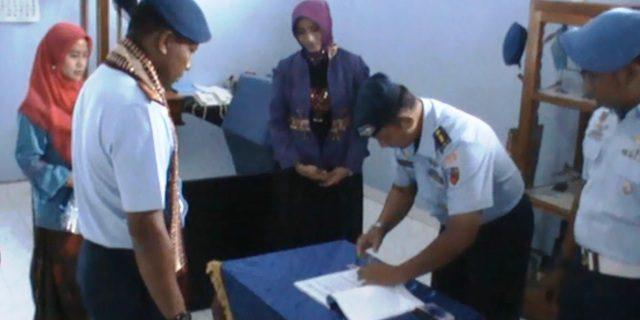 Letkol Penerbang Ahmad Mulyono Jabat Danlanud Astra Ksetra