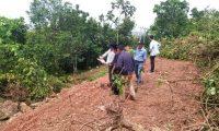 Deplover Perum Bukit Mutiara Indah Serobot Lahan Warga