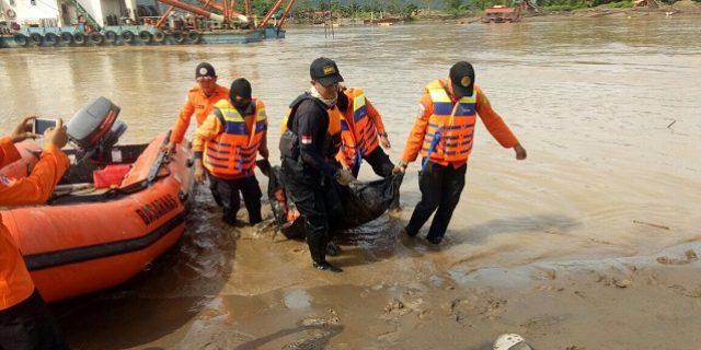 Tim Gabungan Temukan 3 Jenazah di Sungai Way Semaka