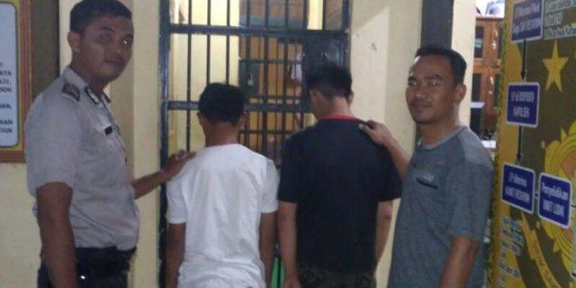 DPO dan Pelajar Pelaku Curat Berhasil Dibekuk Polres Tanggamus