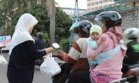 Wakil Rakyat Kota Metro, Apresiasi Tradisi Berbagi Di Bulan Ramadhan