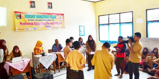 DPRD Lampung Timur Dukung Peningkatan Potensi Seni Di Sekolah