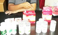 Polisi Amankan Obat Tanpa Label BPOM