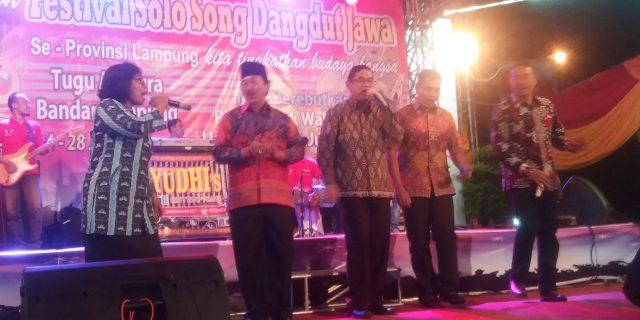Pemkot Gelar Festival Dangdut Jawa