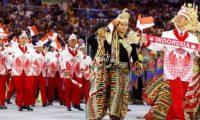 Tapis Lampung Tuai Pujian Dunia di Olimpiade 2016