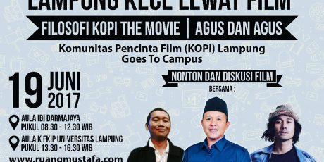 Lampung KECE Lewat Film