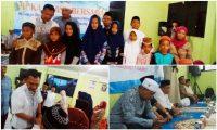 PWI Prov Lampung Gelar Buka Bersama Anak Yatim